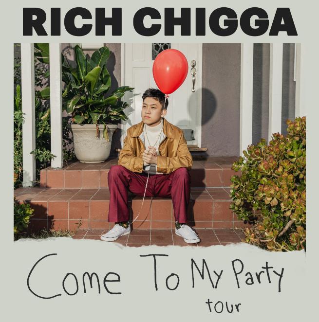 Rich Chigga Tour Schedule